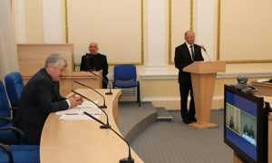 Брянский вице-губернатор по телевизору оценил ход зимовки скота