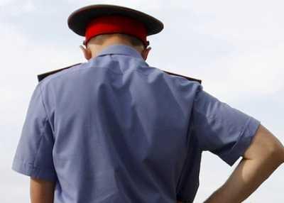 Брянский полицейский попался на взятке