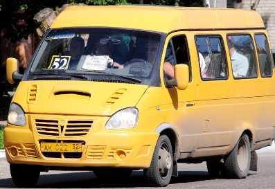 В ДТП с брянской маршруткой пострадала украинка