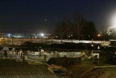 Брянские власти остановили строительство дома около забытого моста