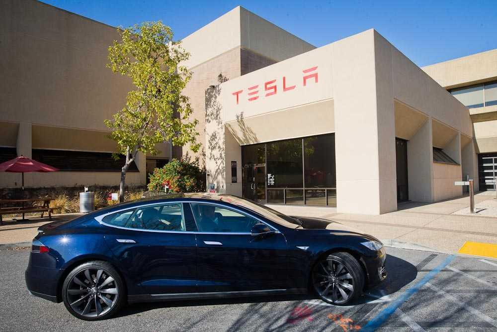 Слово 2013 года — Tesla