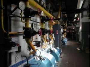 В Брянске 108 домов из-за отключения электричества остались без тепла