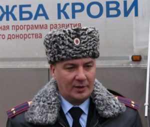 Начальник Брянского УГИБДД Александр Ивлиев приступил к работе