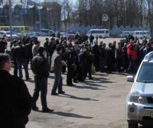 Задержаны участники массовой драки в Дятькове