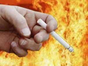 В Новозыбкове два человека сгорели из-за неосторожного курения