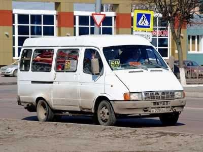 В Брянске  в ДТП пострадала пожилая пассажирка маршрутки