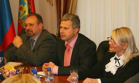 На встрече с чешскими инвесторами власти предложили им брянский мусор