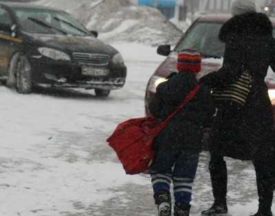 В Брянской области резко ухудшится погода