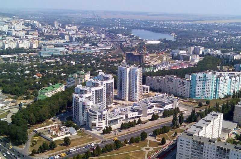 Белгородская аномалия