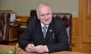 Брянского космонавта Виктора Афанасьева поздравили с 65-летием