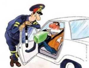 За новогодние каникулы арестовали 26 брянских водителей