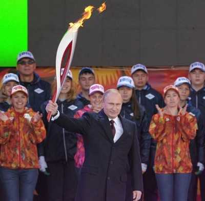 Маршрут эстафеты олимпийского огня в Брянске протянется на 36 км