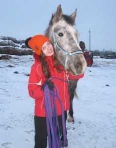 Брянских лошадей не съели – их забрали новые хозяева