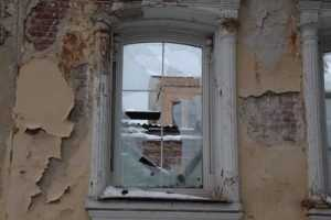 По брянской разрухе олимпийский огонь стыдливо пронесут во тьме