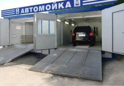 Пьяный украинец угнал машину с  брянской автомойки