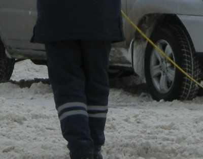 За сутки на брянских дорогах погибли три человека
