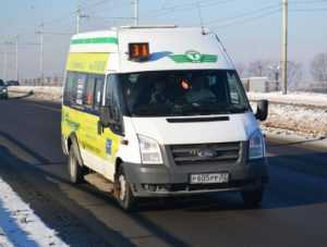 В Брянске грузовик врезался в маршрутку с пассажирами