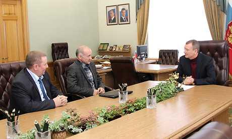 В Брянском районе депутат при поддержке губернатора построит мегаферму