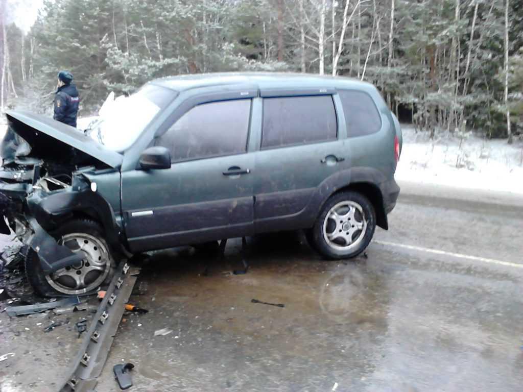 В аварии возле Климова погибли две женщины