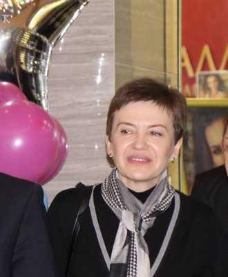 Руководителя ГТРК «Брянск» Галину Тихомирову наградили медалью