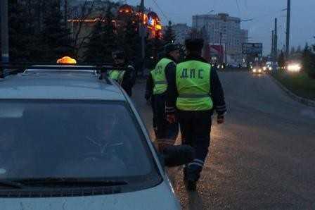 В Брянской области с 1 января начались проверки водителей