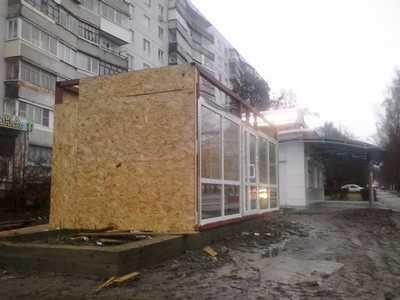 Брянские власти заменят киоски вдоль дорог магазинами