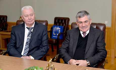 Брянский перевозчик Трифанцов привел приятеля как словенского инвестора