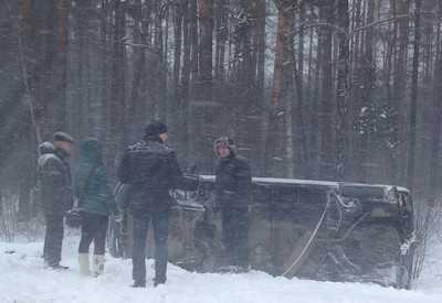 За сутки в Брянской области перевернулись три автомобиля