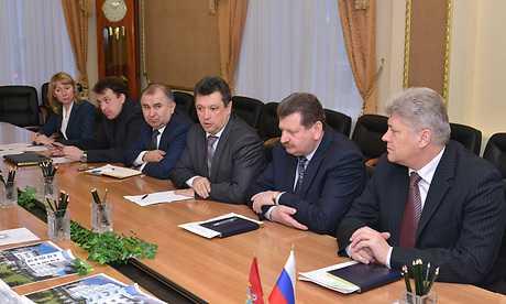 Брянский губернатор велел строить поликлинику на Московском проспекте