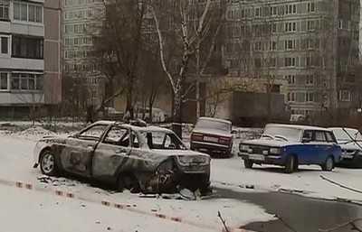 Автомобилист взорвал сотрудников ГИБДД