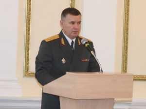 Брянским властям представили нового начальника наркоконтроля