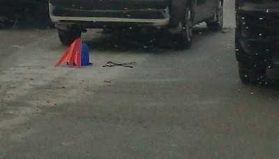 Брянская полиция ищет водителя «Туссана», сбившего женщину