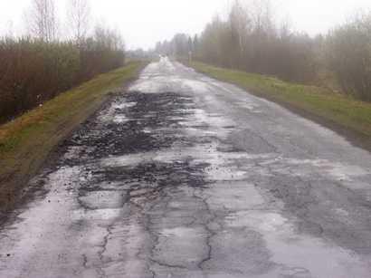Дагестанцев не подпустили к брянским дорогам