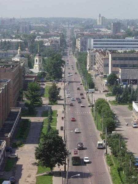 Брянск пойдет по советскому пути