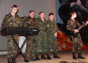 В Брянске пройдёт фестиваль солдатской песни