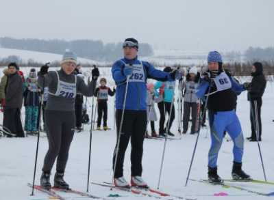 Брянцев пригласили на «Деснянскую лыжню»