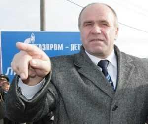 Богатый подарок «Газпрома» обанкротит брянские районы