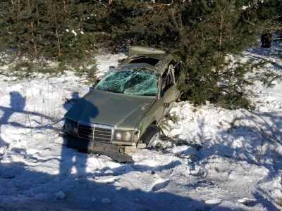 Клинцовский водитель погубил в ДТП пассажира-пенсионера