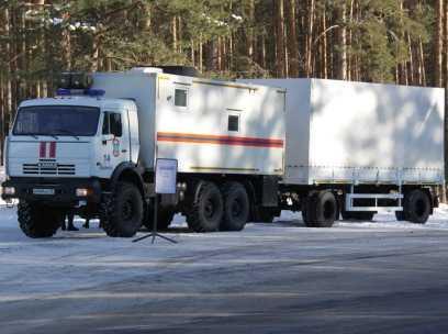 Брянские спасатели открыли на трассах шесть пунктов обогрева
