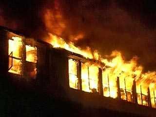 В новозыбковском селе при пожаре погибли взрослый и ребёнок