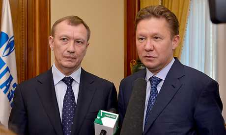 Глава «Газпрома» потребовал от брянского губернатора оплатить долги