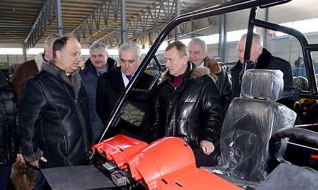 Мурат Зязиков побывал на будущих минводах у брянского губернатора