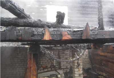 За неделю в Брянской области сгорели 18 бань