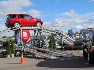 Автомобили стали дороже за счет утилизационного сбора