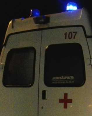 В Выгоничах при столкновении автомобилей пострадали девочка и водитель