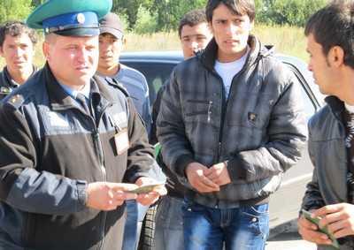 Брянский участок границы сравнили с Узбекистаном