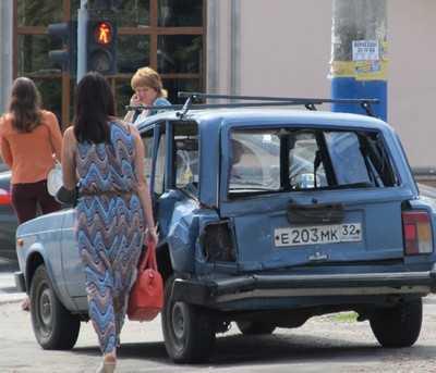 Треть ДТП в Брянске, где погиб 41 человек, произошла из-за дорог