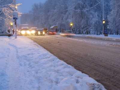 Погода в Брянской области 9 января резко ухудшится