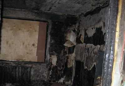 В Брянске при пожаре погиб 40-летний мужчина