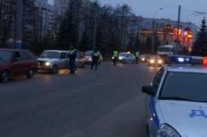 За новогодние каникулы брянские гаишники поймали 190 лихачей
